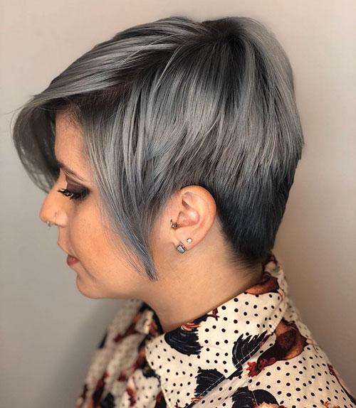 Medium Pixie Cut