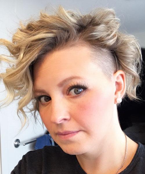 Medium Pixie Haircuts