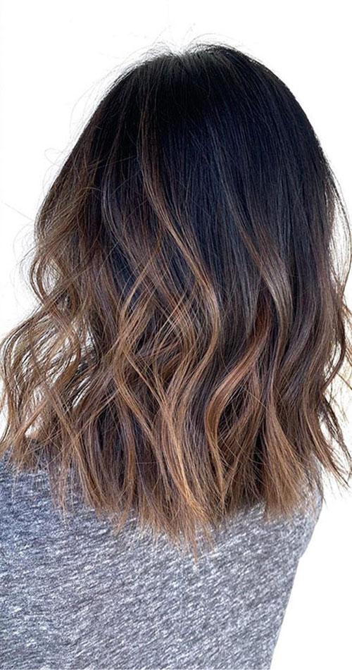 Medium Layered Hairstyles