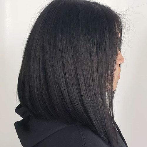 Medium Cuts For Thick Hair