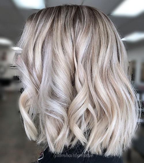 Medium Length Haircuts And Color