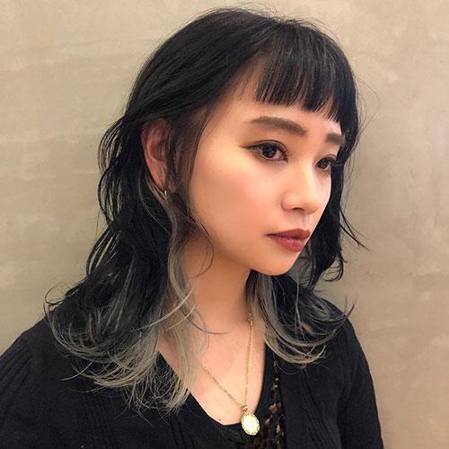 Asian Medium Haircut