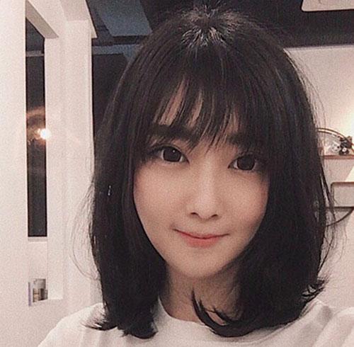 Asian Women Medium Hairstyles