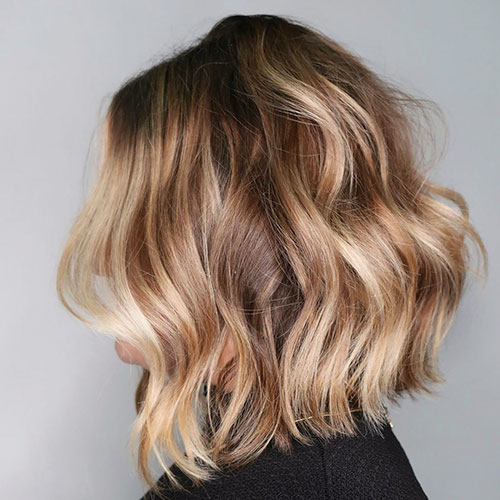 35+ Best Medium Lob Haircut Ideas of This Season - The Best Medium Hairstyle and Haircut Ideas 2020