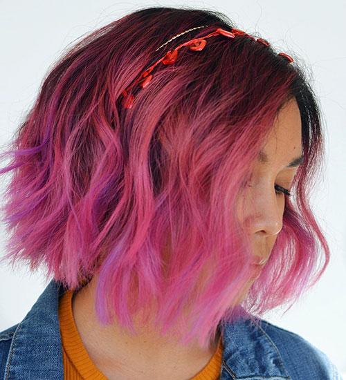 Hair Color Ideas For Medium Length Hair