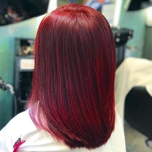 Medium Women'S Haircuts