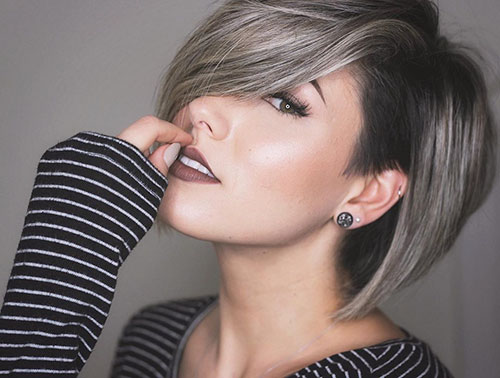Medium Haircut 2020 Women'S