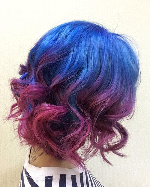 Medium Length Hair Color