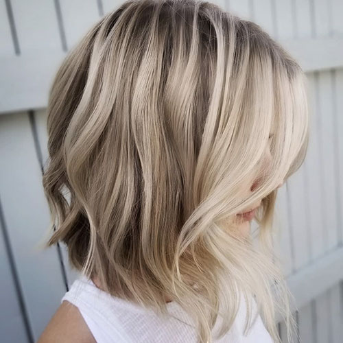 Medium Length Hair Color Ideas