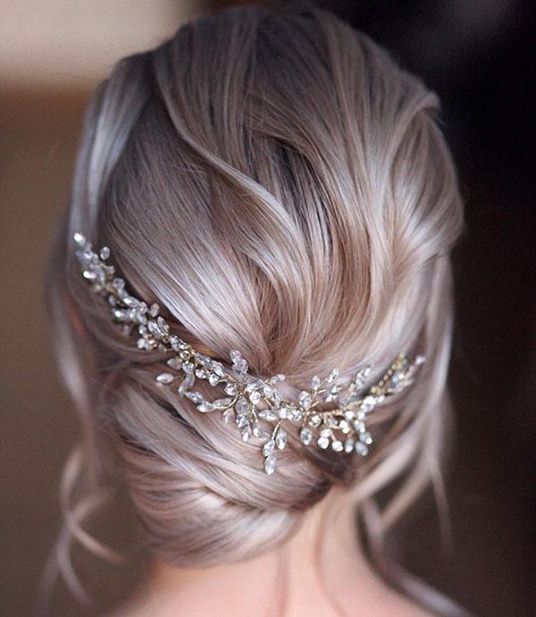 Bridal Hairstyles For Medium Hair