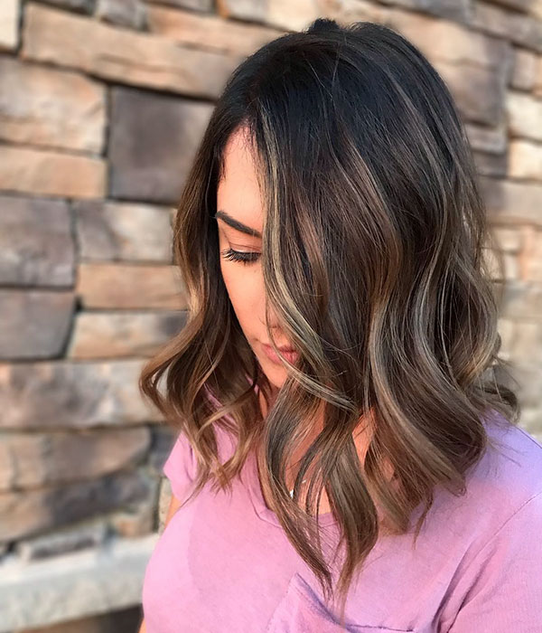 Best Medium Hairstyles For Thick Hair