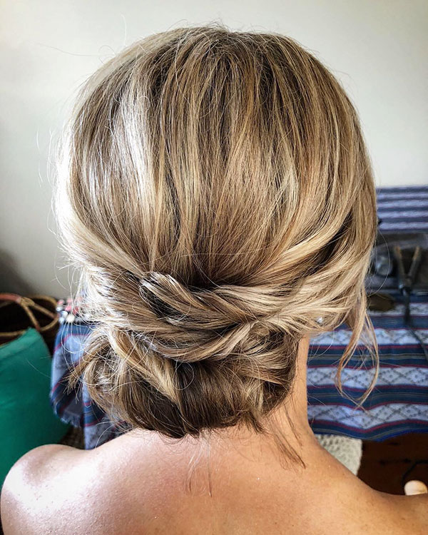 Wedding Medium Hairstyles 2020