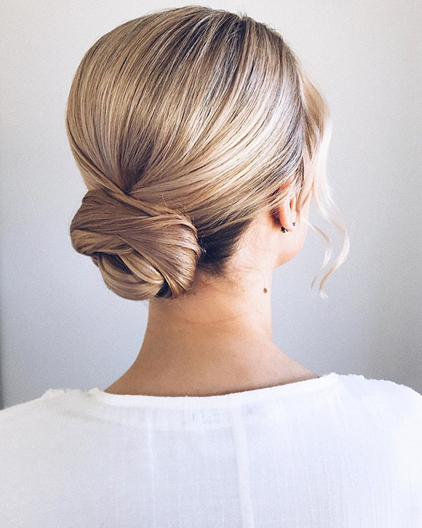 Bridal Medium Hairstyles 2020