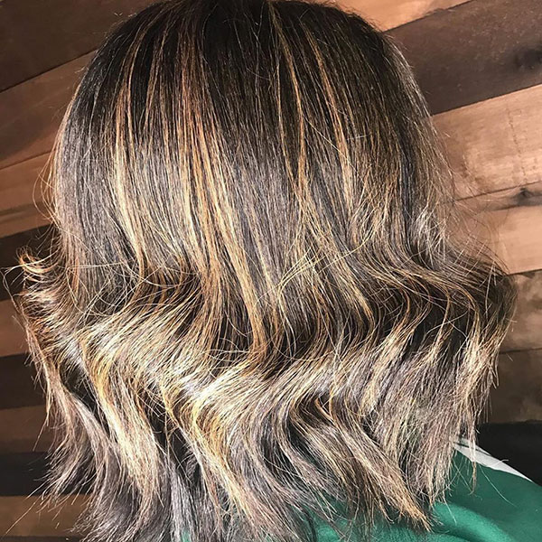Medium Haircuts For Thick Hair 2020