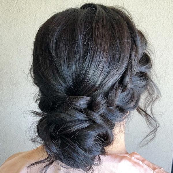 Medium Wedding Hairstyles