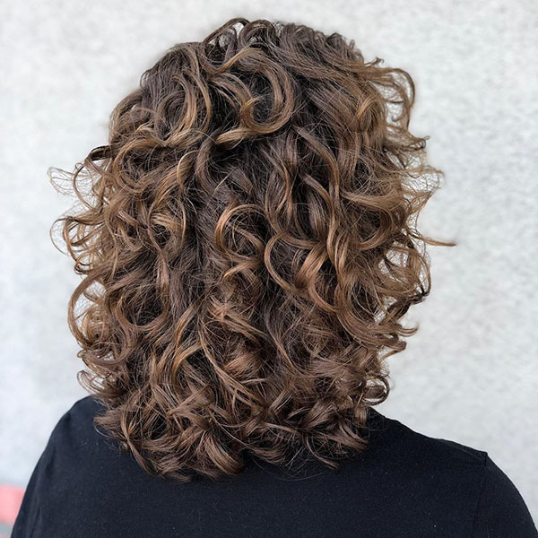 Best Haircut For Medium Curly Hair