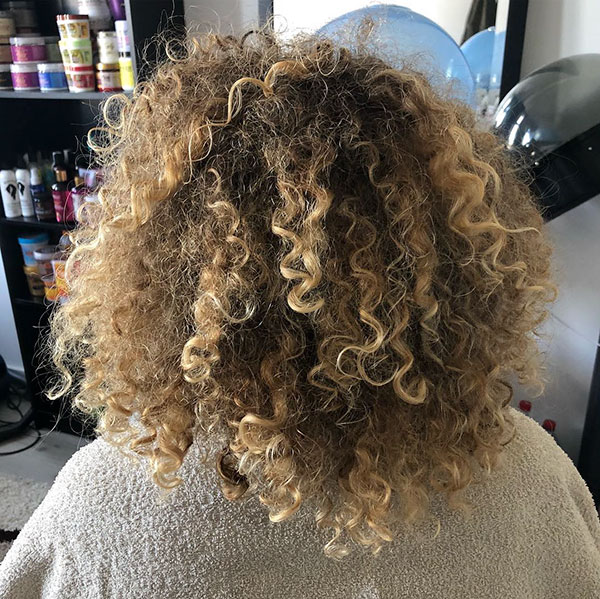 Curly Hairstyles For Medium Hair