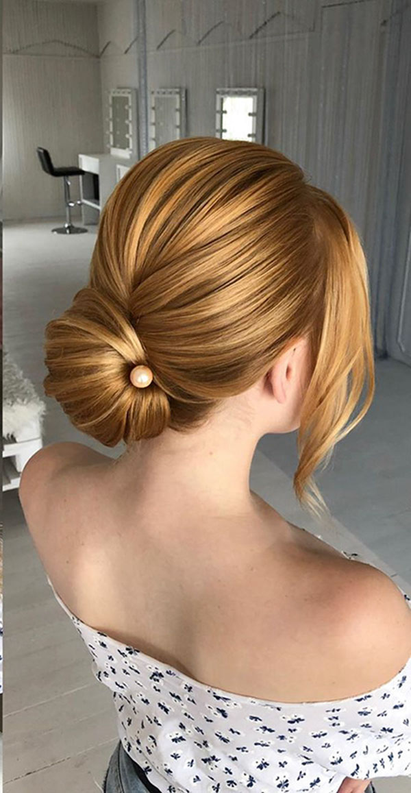 Bridal Hairstyles For Medium Length Hair