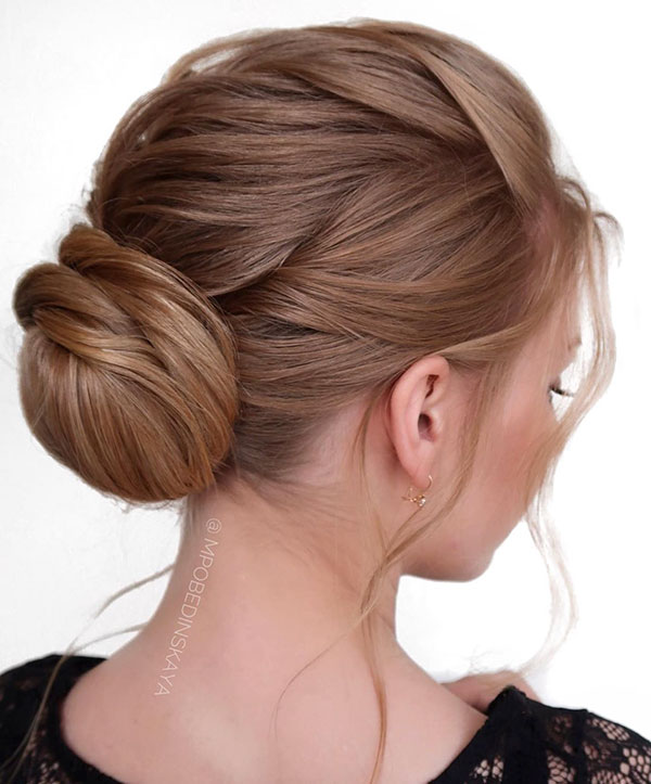 Medium Bridal Hair Images