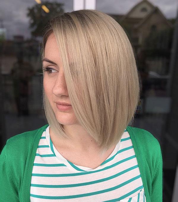 Medium Straight Hair Ideas