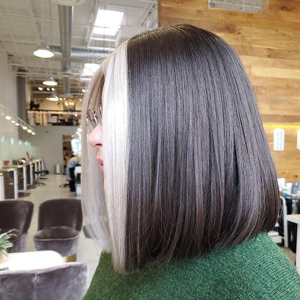 Hairstyles For Medium Straight Hair