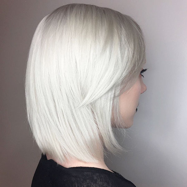 Best Straight Medium Hairstyles
