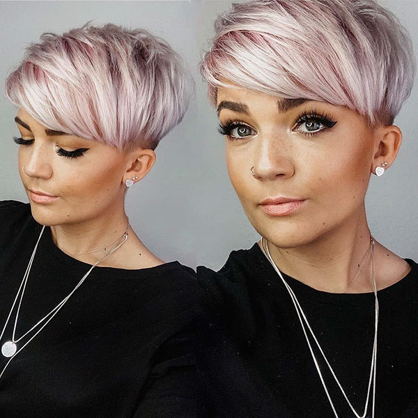 Medium Pixie Cuts