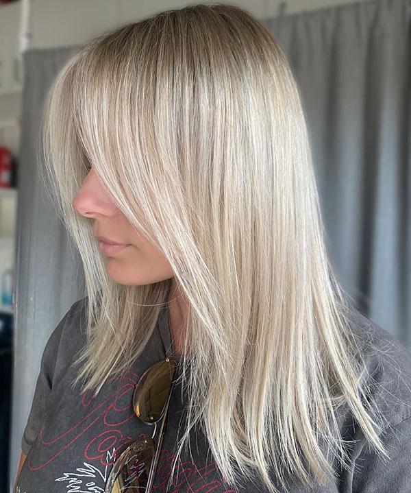 Medium Length Hair Ideas