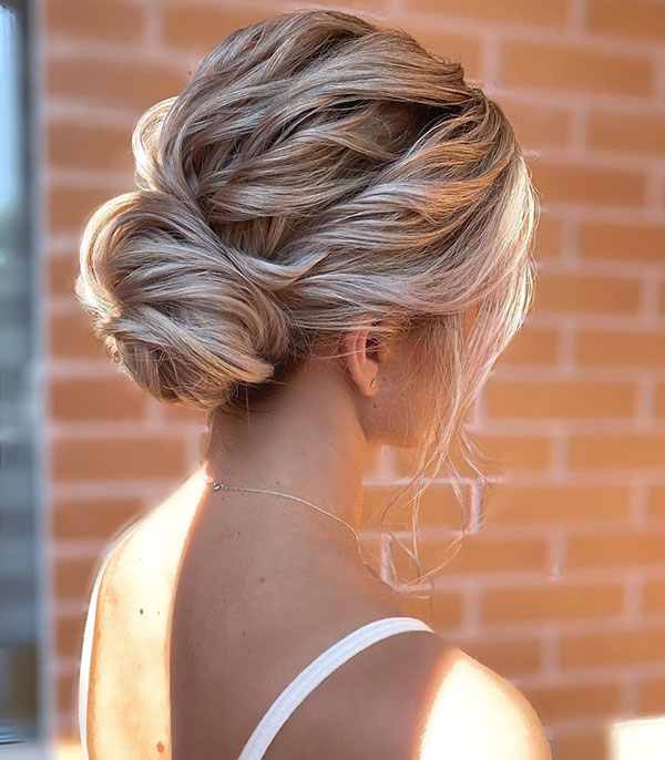 Medium Bridal Hair Ideas