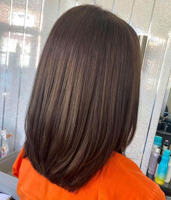 Medium Female Haircuts