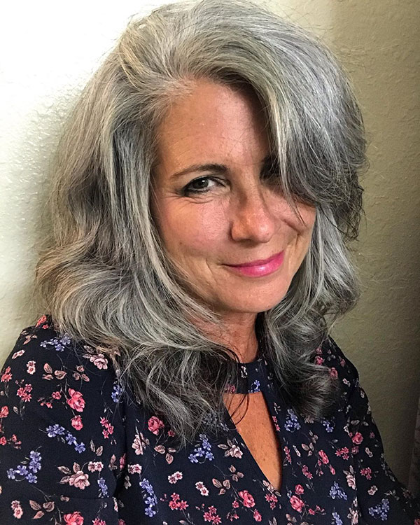 Nice Medium Haircuts For Over 60