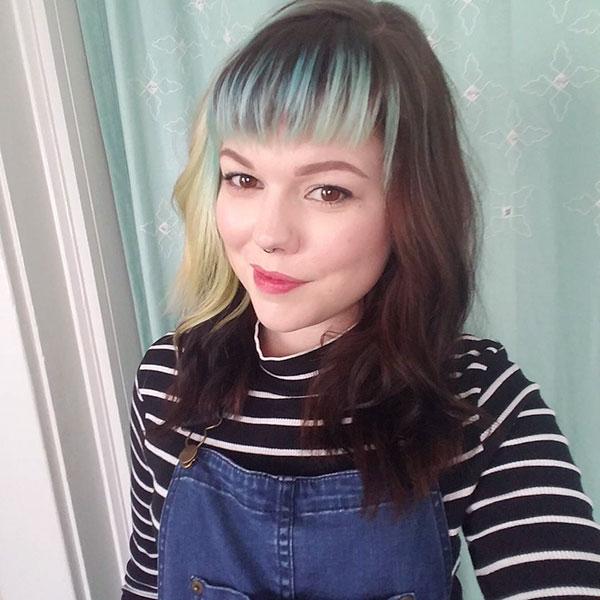 Medium Hair And Bangs
