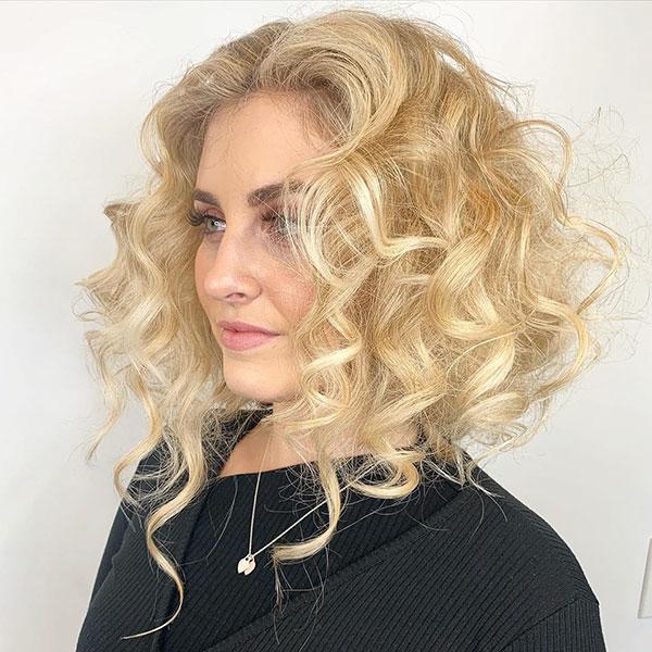 Medium Blonde Hair Ideas
