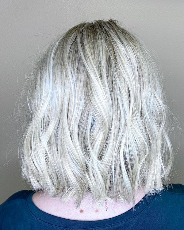Unique Medium Female Haircuts