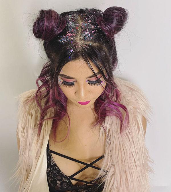 Cute Half Up Hairstyles For Medium Hair