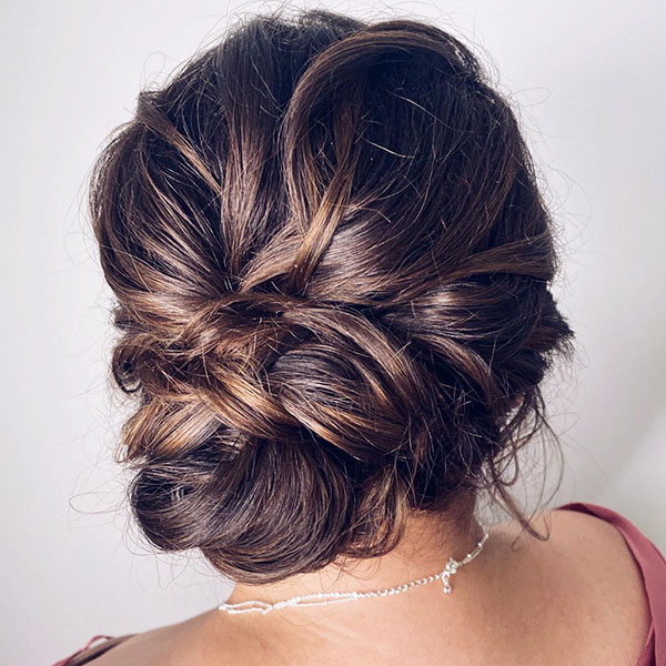 Medium Bridal Hairstyles