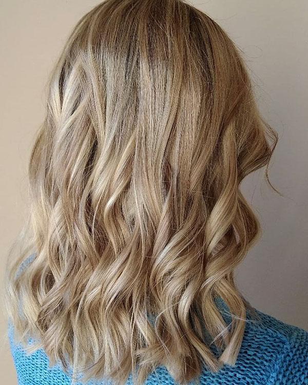 Best Hairstyle For Medium Hair Female