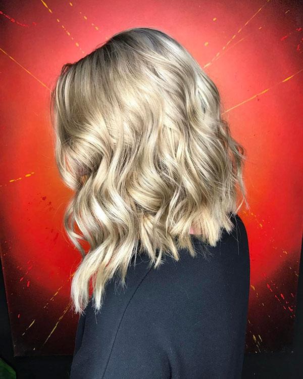Best Haircut For Medium Wavy Hair
