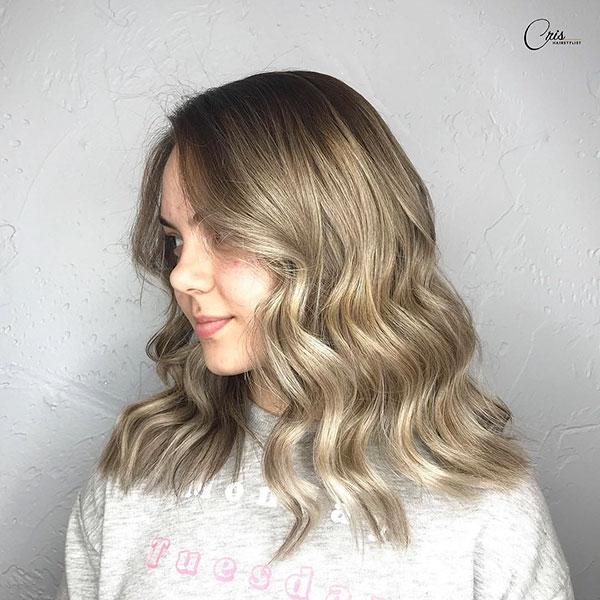 Haircuts For Medium Wavy Hair
