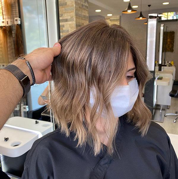 Best Haircut For Medium Hair Female