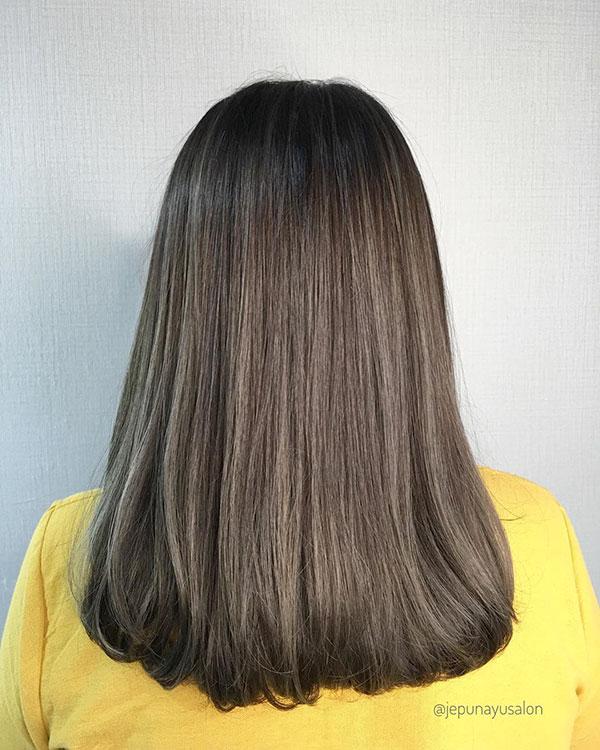 Medium Brown Hairstyles