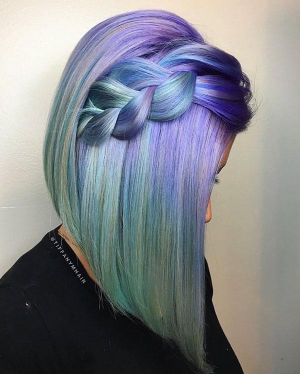 Medium Half Up Hairstyles 2020