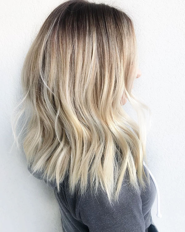 Cool Medium Blonde