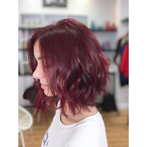 Medium Female Hairstyles