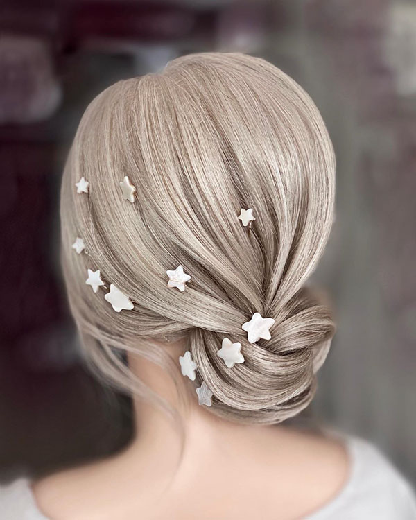 Pics Of Medium Bridal Hairstyles