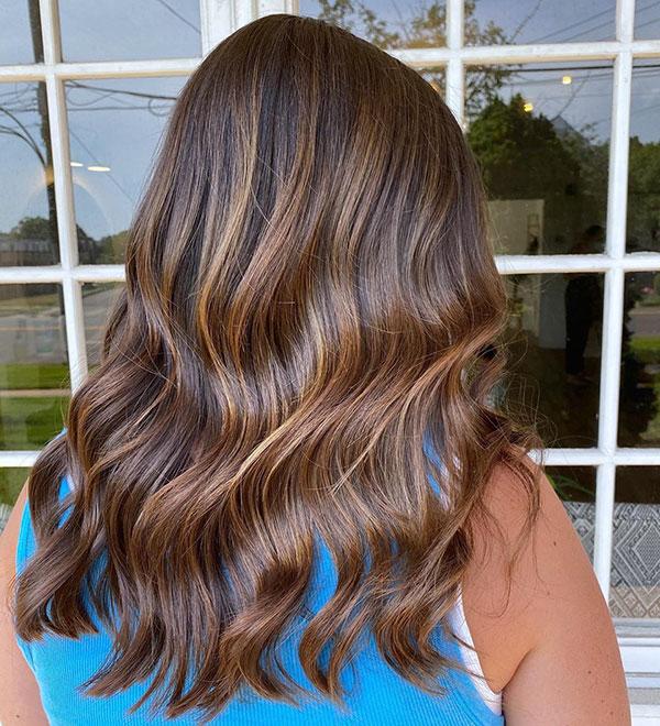 Pics Of Medium Brown Hair