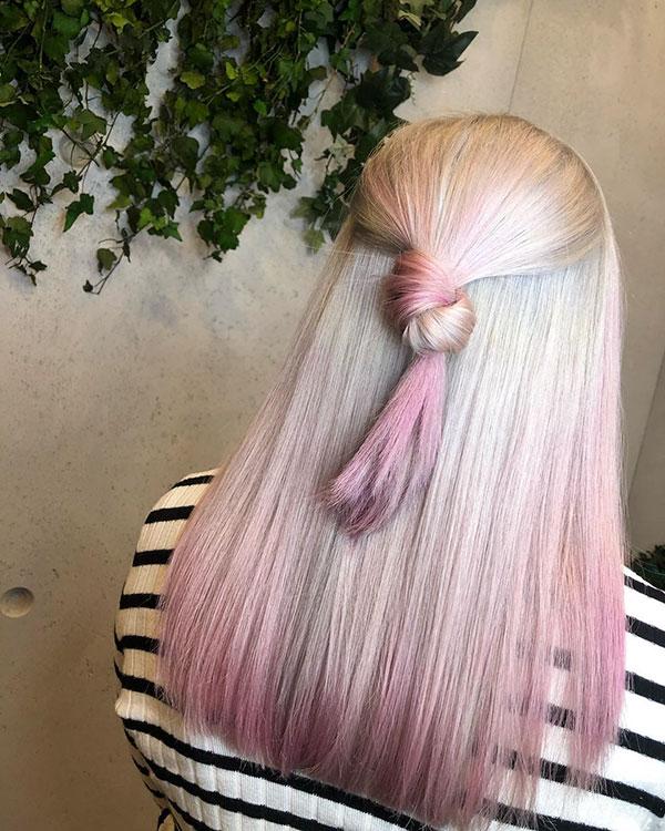 Half Up Hairstyles For Medium Hair