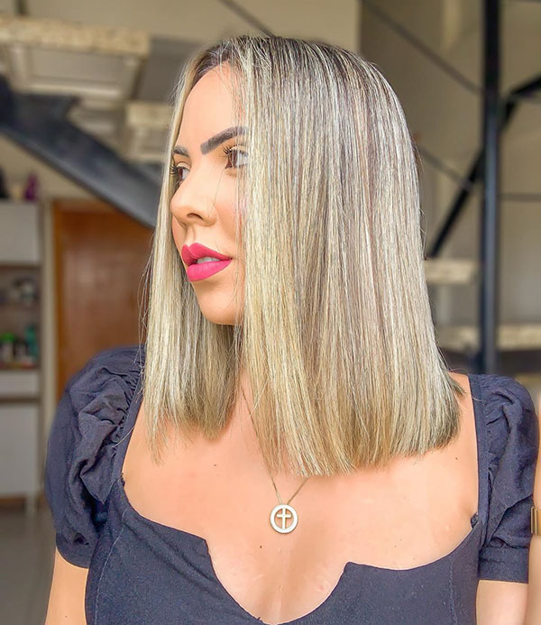 Female Medium Haircuts