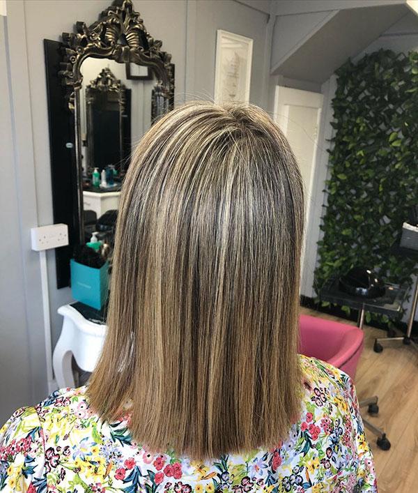 Medium Haircuts And Straight Hair