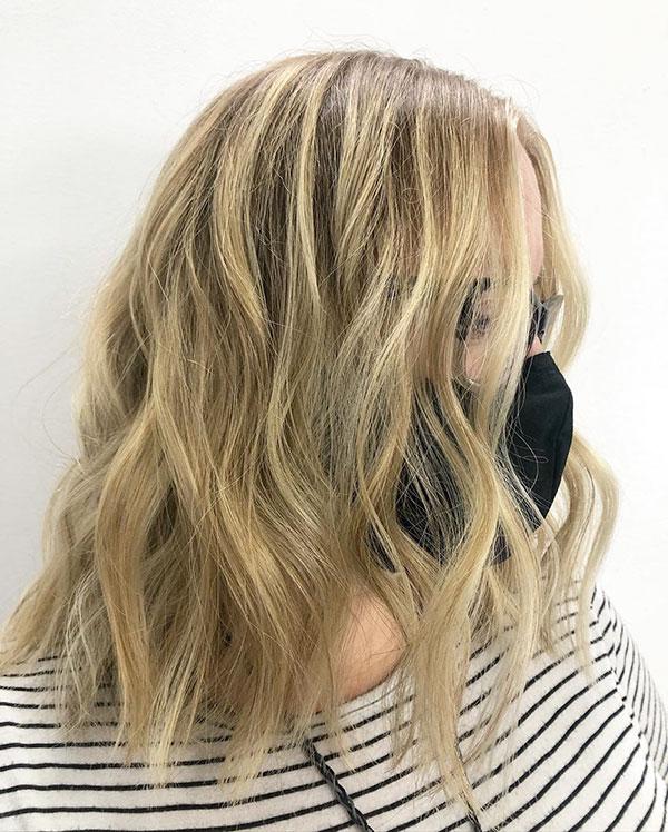 Sexy Medium Haircut Ideas